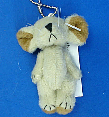 Miniature Plush Mouse