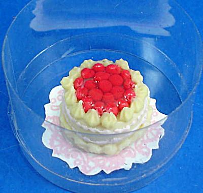 Dollhouse Miniature Cake (Image1)