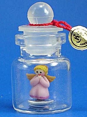 Klima Miniature Angel in a Bottle (Image1)