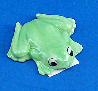 K851 Flat Stick-on Decoration Frog