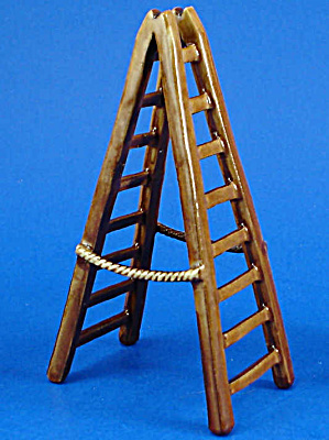K350 Miniature Porcelain Ladder