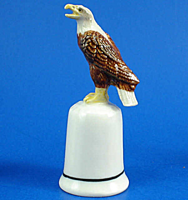 K896 Eagle On Thimble