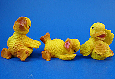 Klima Miniature Duckling Trio (Image1)