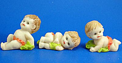 Klima Miniature Baby Trio (Image1)