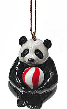 R306 Panda Ornament (Image1)