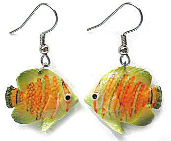 JE020 Butterflyfish Earrings (Image1)