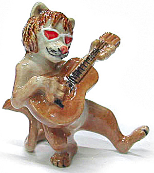 Mb015 Lion With Guitar