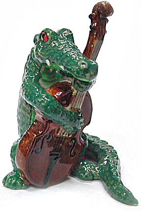 MB001 Crocodile with Bass (Image1)