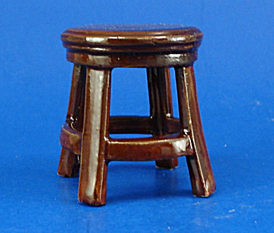 Porcelain Miniature Stool