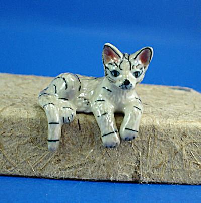 Klima K0241 Tabby Cat Edge Sitter (Image1)