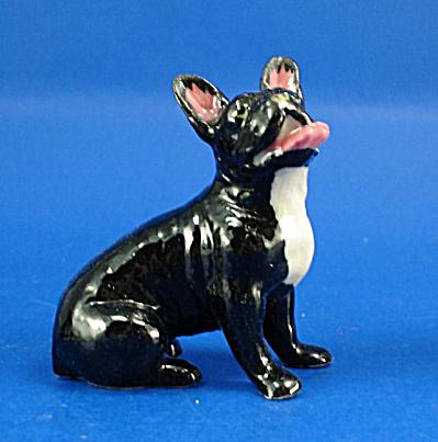 K6651 French Bull Terrier Sitting (Image1)