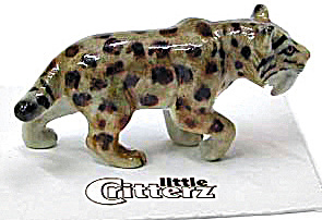 Little Critterz Lc504 Saber Tooth Tiger 'catsby'