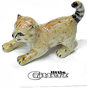 Little Critterz Lc408 Cheetah Cub 'streak'