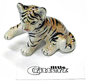 Little Critterz Lc407 Tiger Cub 'sneak'