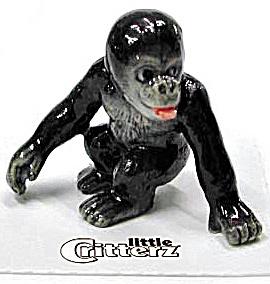 little Critterz LC413 Baby Gorilla 'Knuckles' (Image1)