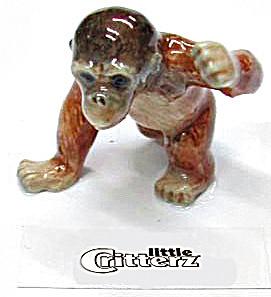 little Critterz LC412 Baby Orangutan 'Shuffle' (Image1)