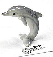Little Critterz Lc206 Leaping Dolphin 'echo'