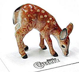 little Critterz LC107 Mule Deer Fawn 'Ophrah' (Image1)