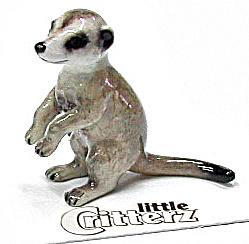 little Critterz LC403 Meerkat Baby 'Lookout' (Image1)