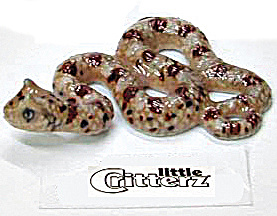 Little Critterz Lc305 Sidewinder Snake 'mojave'