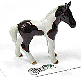 little Critterz LC108 Pinto Pony Foal 'Misty' (Image1)
