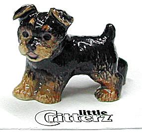little Critterz LC805 Yorkshire Terrier Puppy (Image1)