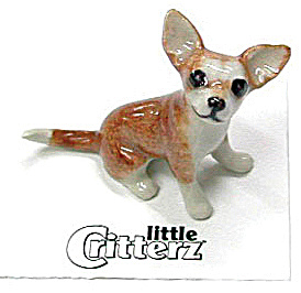 Little Critterz Lc804 Chihuahua Puppy