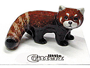little Critterz LC420 Red Panda (Image1)