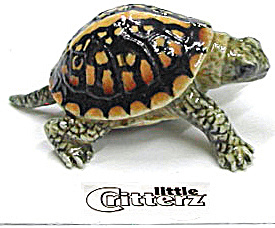 Little Critterz Lc308 Box Turtle
