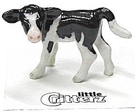little Critterz LC701 Holstein Calf (Image1)