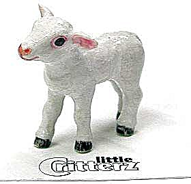 little Critterz LC705 Lamb (Image1)