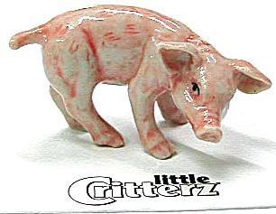 little Critterz LC703 Piglet (Image1)