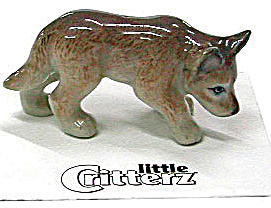 little Critterz LC126 Wolf Cub (Image1)