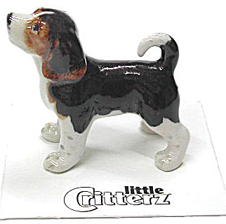 Little Critterz Lc807 Beagle Puppy Dog