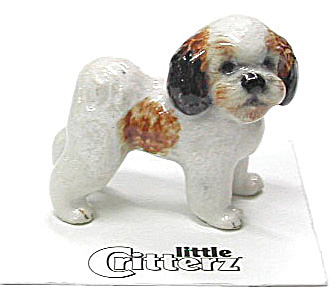 little Critterz LC810 Shih Tzu (Image1)