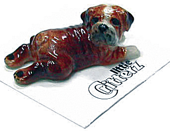 Little Critterz Lc811 English Bulldog Puppy