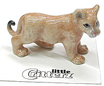little Critterz LC424 Lion Cub (Image1)