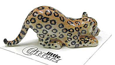little Critterz LC426 Jaguar Kitten (Image1)