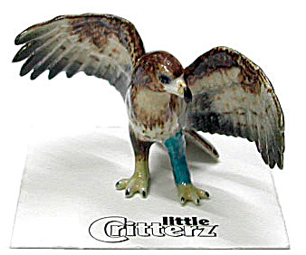 little Critterz LC606 Wildlife Rescue Eagle (Image1)