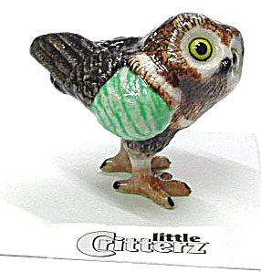 little Critterz LC603 Wildlife Rescue Owl (Image1)