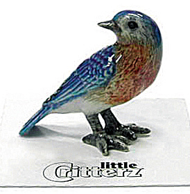 Little Critterz Lc563 Eastern Bluebird Melody