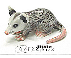 Little Critterz Lc134 Baby Oppossum
