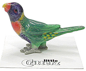 Little Critterz Lc569 Lorikeet