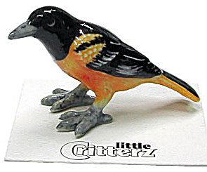 little Critterz LC564 Baltimore Oriole (Image1)
