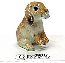 Little Critterz Lc706 Lop Eared Rabbit