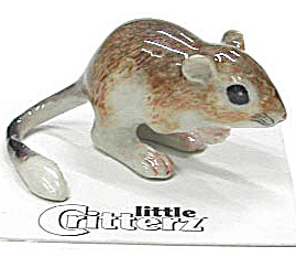 Little Critterz Lc138 Kangaroo Rat