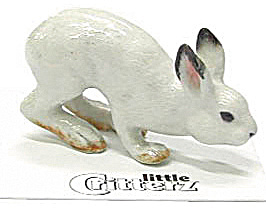 Little Critterz Lc135 Snowshoe Hare