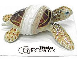 little Critterz LC608 Rescue Sea Turtle (Image1)