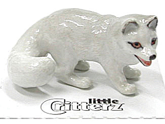 Little Critterz Lc146 Arctic Fox