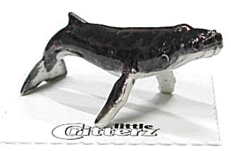 Little Critterz Lc227 Humpback Whale